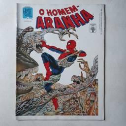 Graphic Novel número 4 ( homem aranha)