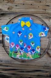 Camisas infantis temáticas