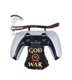 Suporte Para Controle Ps4 Ps5 God Of War Machado Leviathan