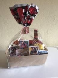 cesta caixa decorada fotos