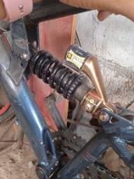 Amortecedor shock FastAce 180mm