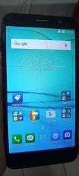 Asus Zenfone Go Live 16GB 2 RAM Trincado porém tudo funciona perfeitamente