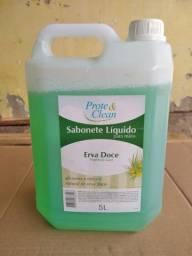 sabonete Liquido Prote & Clean Erva Doce 5 Litros