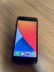 Iphone 8 plus 64g vermelho (parcelo no cartão)