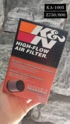 Filtro K&N para Z750 E Z800