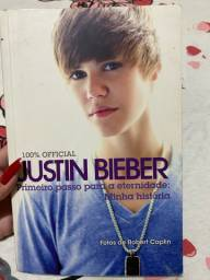 Livro Justin Bieber