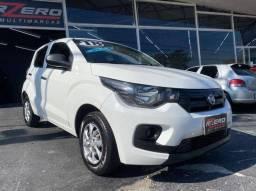 Fiat Mobi 2018 Ar Condicionado + Direção Hidráulica 1.0 Flex Revisado