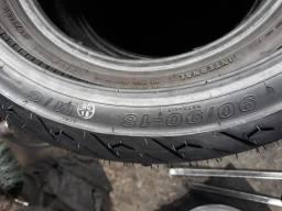 Pneus novos e usados. Para moto pirelli e kenda.
