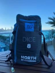 Kite North Dice 8mts 2019