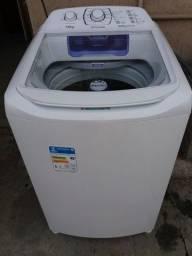 Máquina de lavar Electrolux 12kg com cesto inox