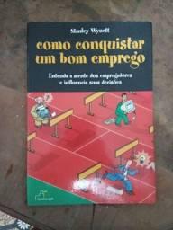 Livro usado - Como Conquistar Um Bom Emprego(Stanley Wynett)