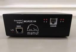 Gravador Telefônico de Chamadas Mamut Mgrde 04 - 4 canais