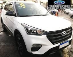 Hyundai Creta Sport 2.0 Aut. 2019. Entrada a partir de 19.500,00 + Fixas de 1.389,99.