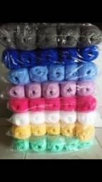 Vendo lote de linhas de tricô -Preço de fábrica