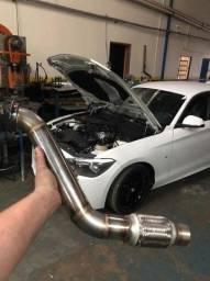 Downpipe BMW N13 116I 118I 316I 318I