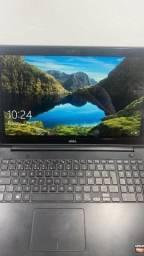 Notebook Dell Inspiron 5548 15' Usado - Em ótimo estado