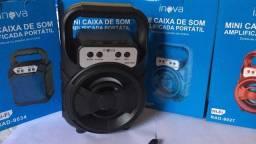 Caixinha de som 6W Inova