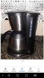 Cafeteira Philco Ph30 aço inoxidável