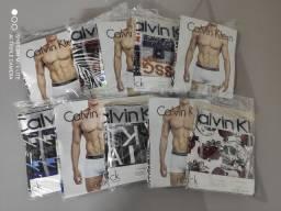 Cueca Calvin Klein - Primeira Linha Premium - Varejo e Atacado