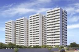 Apartamento no Barro 03 quartos, 01 suíte,64 m², varanda, lazer completo, 01 vaga, CO_05