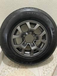 Rodas aro 15 Suzuki Jimny 2021