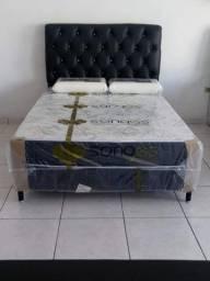 Cama Box casal nova entregamos grátis em 24hrs região do abc