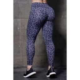 Calças Legging Fitness A Pronta Entrega No Tamanho M(40).