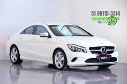 Mercedes CLA 180 1.6 122HP BLINDADA NIVEL 3 INFINITI 7 MIL KM 4P