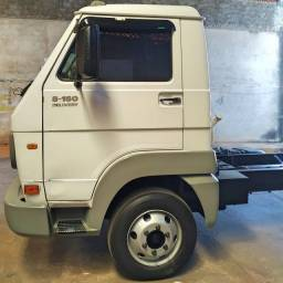 VW 8.150 Delivery Diesel Dir. Hidraulica no Chassi 08/08