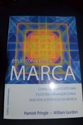 Livro usado - Em sintonia com a Marca: Como desenvolver uma cultura organizacional