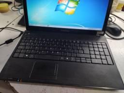 Vendo Notebook AMD E-300 Emachines