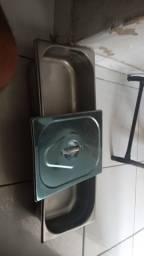 3 Panela de aço inox perfeita com tapa