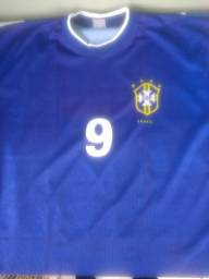 Camisa Seleção Brasileira Ronaldo - Brasil