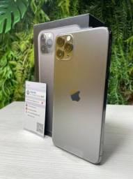 iPhone 11 Pro MAX Space Gray 64GB - Novo/Mostruário, Nota Fiscal + Garantia Apple