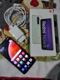 Xiaomi redmi note 8 pro celular gamer