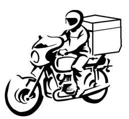 Procuro vaga para moto boy
