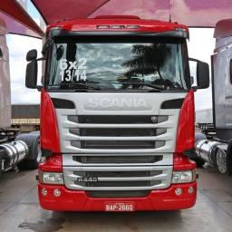 Scania R 440 - 6x2 - 13/14 (BAP 2660)