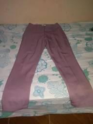 Calça social Soprano+ blusa social 35,00