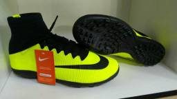 Nike mercurial R$ 110,00
