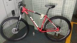 Bike KHS aro 29* freio a disco pastilhas novas