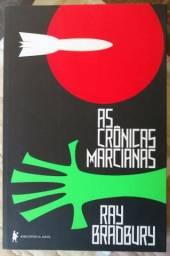 As Crônicas Marcianas - Ray Bradbury (livro)