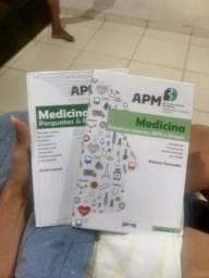 Medicina APM perguntas e resposta