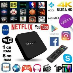 Smart box tv Android
