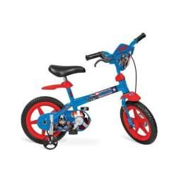 Bicicleta infantil Aro 12 -marca Bandeirante.