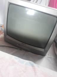 TV De tubo CCE Quebra galho! ; )