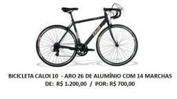 Bicicleta Caloi 10 Alumínio
