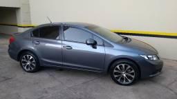 Civic 2.0 LXR Maravilhoso Aceita Trca - 2016