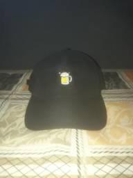 Bone black sheep dad hat