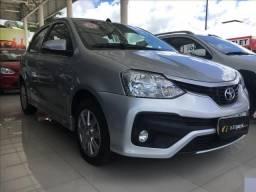 TOYOTA ETIOS 1.5 XLS 16V FLEX 4P AUTOMÁTICO - 2018