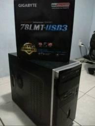 CPU Desktop AMD Quad Core 3.60Ghz Gaming